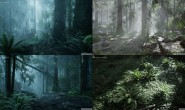 森林资产包 Unreal Engine Marketplace – The Forest