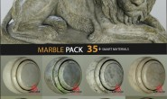大理石智能材质包 Marble Pack 35+ Smart Materials By Marco Tomaselli